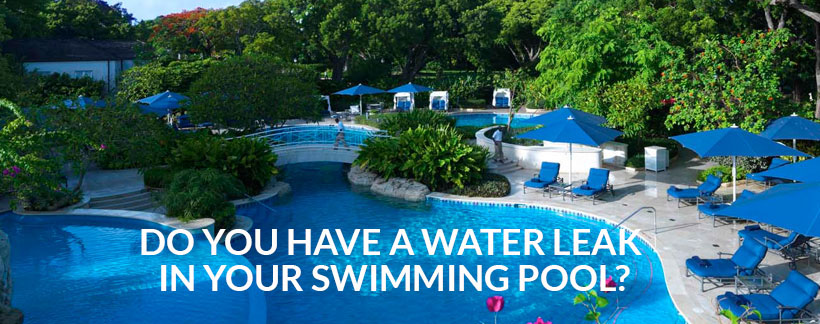 Swimming Pool Leak Detection Acs Underground Solutions